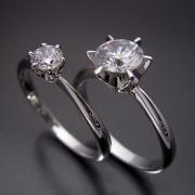 1カラットのダイヤモンドについて