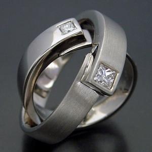店長夫婦の結婚指輪