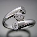 婚約指輪がテーマの婚約指輪[R3098]