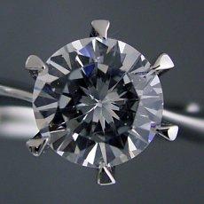画像4: 1カラット版:アームデザインが新しいティファニーセッティングの婚約指輪 (4)