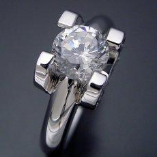 画像3: ブランドジュエリーに似たような婚約指輪 (3)