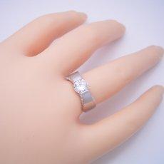 画像5: 1ct版:堂々とした婚約指輪 (5)