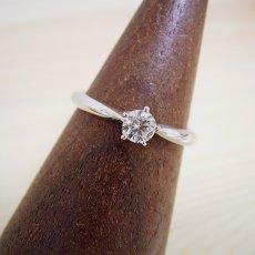 画像3: 珍しい5本爪の婚約指輪 (3)