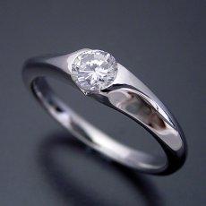 画像3: 絶妙なラインを描く婚約指輪 (3)