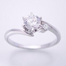 画像4: 誕生石を入れる事が出来る婚約指輪 (4)
