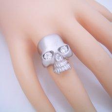 画像5: スカルをモチーフとした最高傑作の婚約指輪 (5)