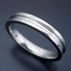 画像3: シンプルなラインの結婚指輪 (3)