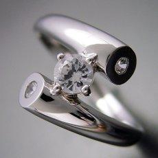 画像2: 婚約指輪がテーマの婚約指輪 (2)