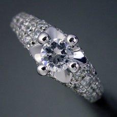 画像3: 柔らかい印象の可愛い婚約指輪 (3)