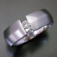 画像3: ダイヤよりも着け心地を重視した婚約指輪 (3)