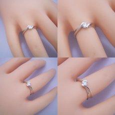 画像5: 本当に美しいひねりの婚約指輪 (5)