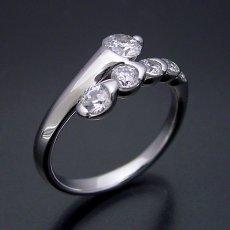 画像3: 美しく豪華な婚約指輪 (3)