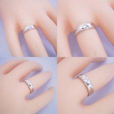 画像5: 適度にスタイリッシュなデザインの婚約指輪 (5)