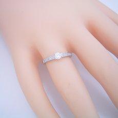 画像4: 豪華で可愛い婚約指輪 (4)