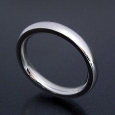 画像2: 甲丸タイプの結婚指輪「極(きわみ)甲丸 type  1」 (2)