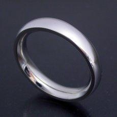 画像2: 甲丸タイプの結婚指輪「極(きわみ)甲丸 type  2」 (2)