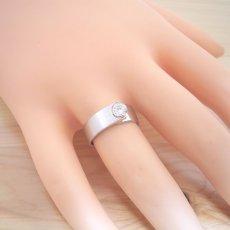 画像8: シンプルでスタイリッシュな婚約指輪「Kiwami type Six」 (8)