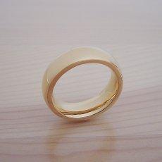 画像2: 最高に気持ちが良い着け心地の結婚指輪「一つの指輪〜ゴールドモデル〜」 (2)