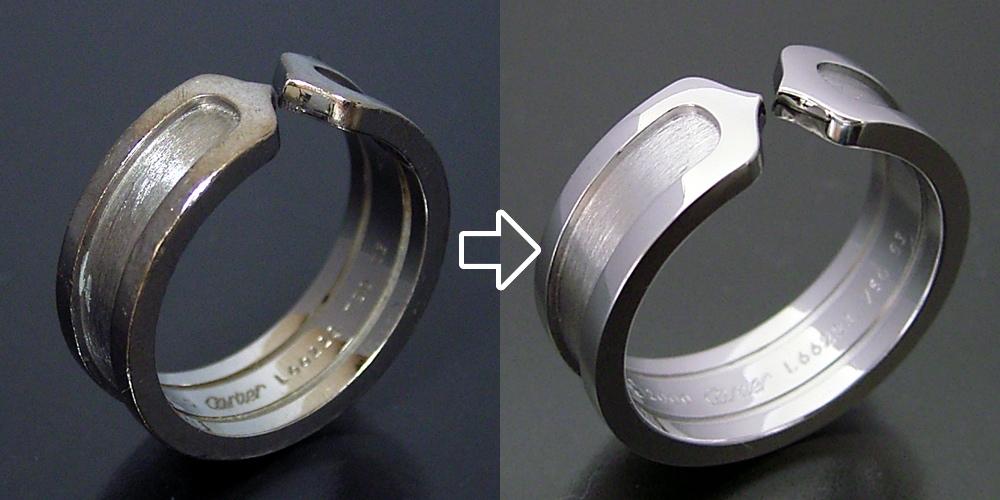 指輪・ジュエリーなどの新品仕上げ直し