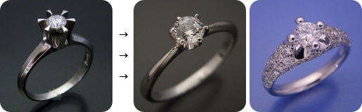 婚約指輪に使う1カラットダイヤモンドについて