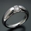 2人にだけ分かる秘密を持った婚約指輪[R3359]