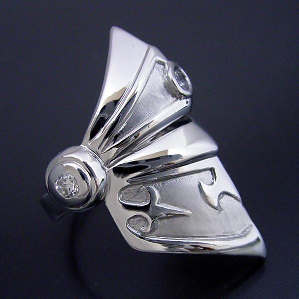 画像1: 貴方を護る結婚指輪 (1)