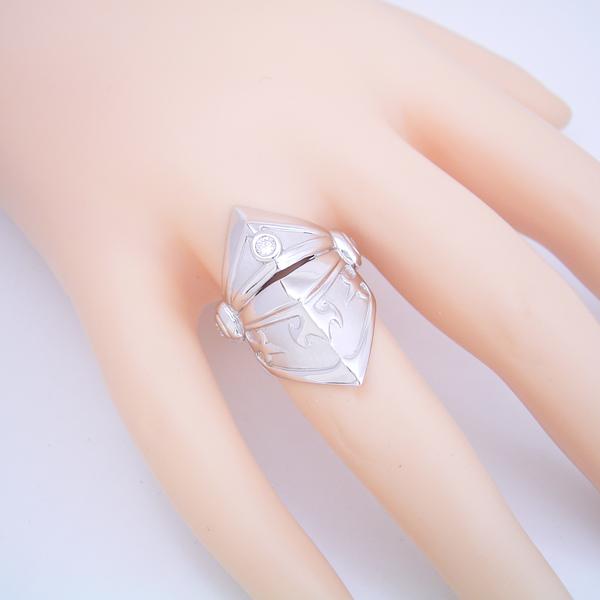 貴方を護る婚約指輪