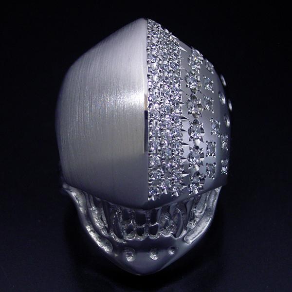 画像1: スカルを超えるスカルとして作った婚約指輪 (1)