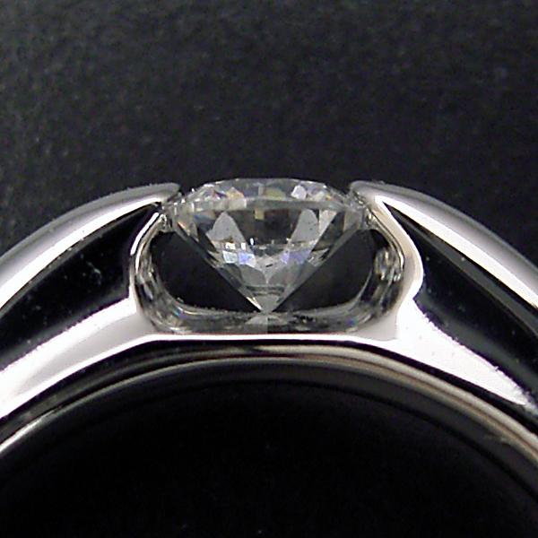 画像1: 2人にだけ分かる秘密を持った婚約指輪 (1)