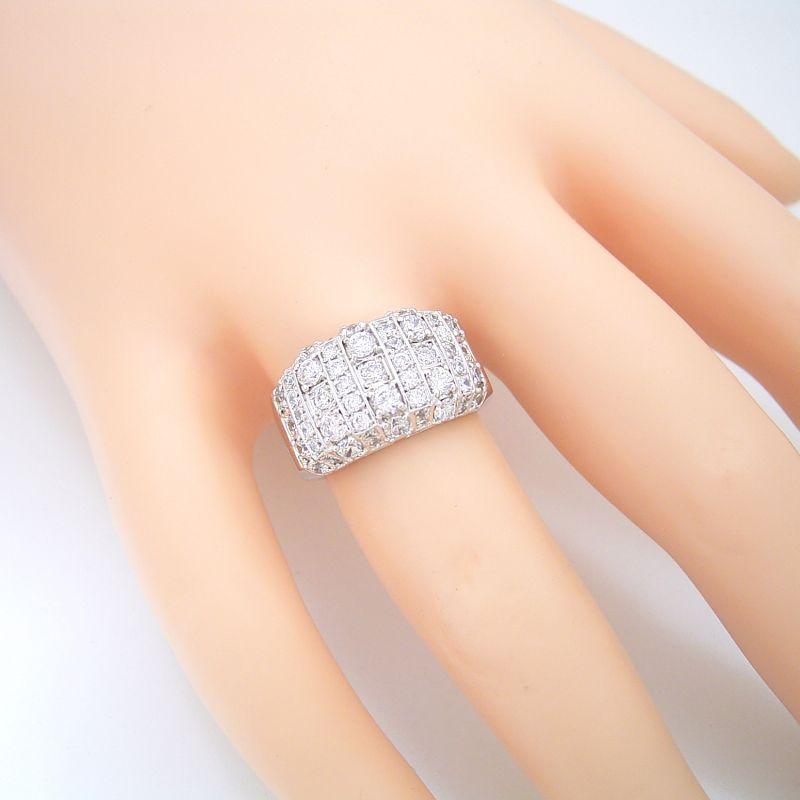 ギラギラ感が凄い指輪
