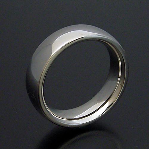 画像1: 最高に気持ちが良い着け心地の結婚指輪「一つの指輪〜プラチナモデル〜」 (1)