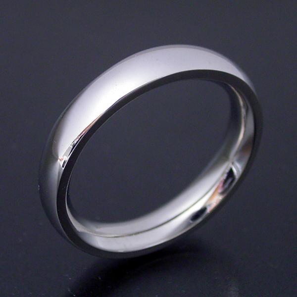 画像1: 甲丸タイプの結婚指輪「極(きわみ)甲丸 type  2」 (1)