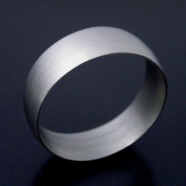 画像1: 空気のような着け心地の結婚指輪「極 type Air」 (1)