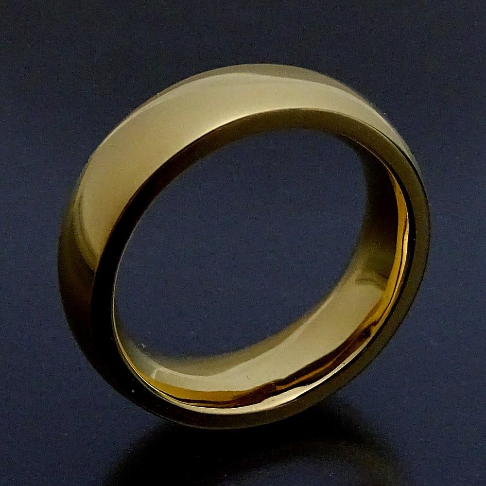 画像1: 最高に気持ちが良い着け心地の結婚指輪「一つの指輪〜ゴールドモデル〜」 (1)
